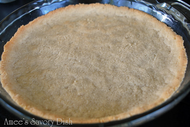 Grain-Free Coconut Almond Pie Crust