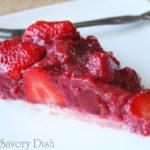 Grain-Free Fresh Strawberry Pie