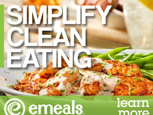 Simplify clean eating with eMeals