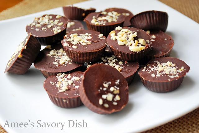 Easy Nutella Chocolate Bites