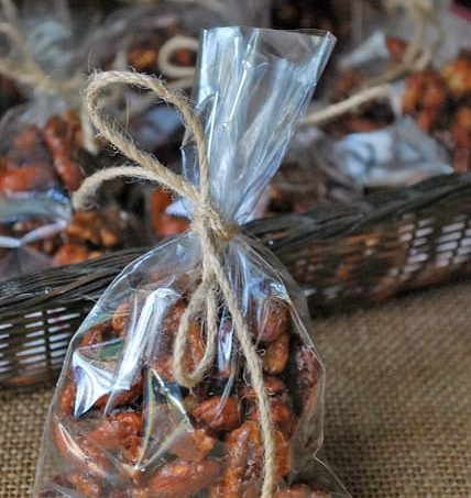 Sweet and Spicy Candied Nuts…My Latest Post on POPSUGAR Food!