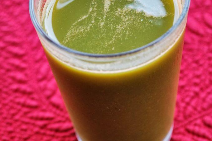 Super Green Juice for Kids