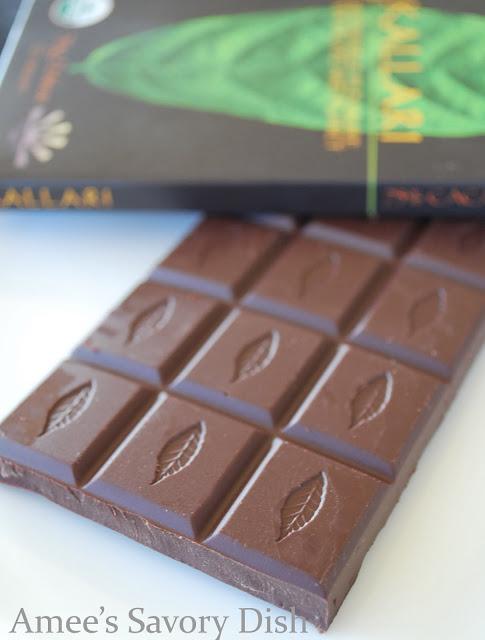 Dark Chocolate from Kallari