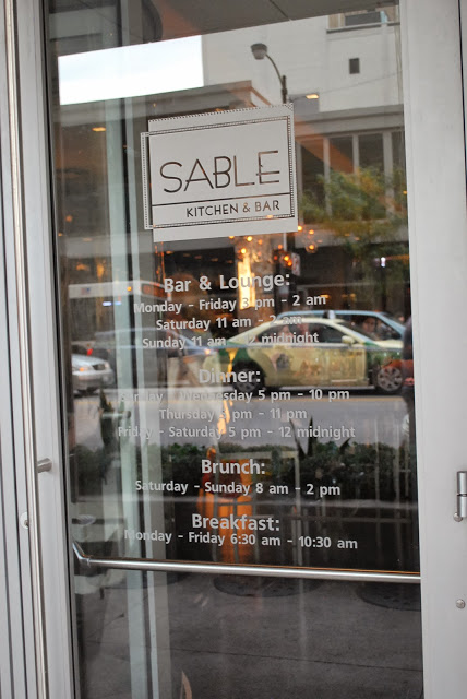 Sable Kitchen and Bar
