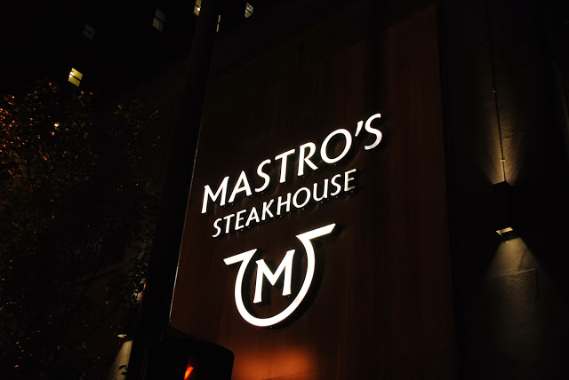 Mastro's Steakhouse; Chicago, IL