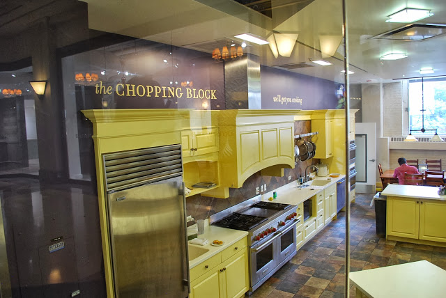 The Chopping Block; Chicago, IL
