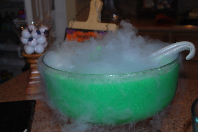bubbly witches brew