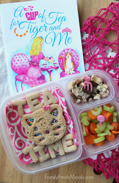 Making lunches kids love is all about making them fun and delicious!