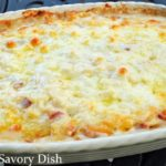 Cheesy Ham & Hashbrown Casserole