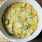 Creamy Herbed Chicken & Broccoli Casserole