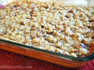 The Best Gluten Free Sweet Potato Casserole