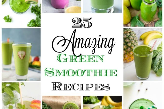 Favorite Green Smoothie Recipes