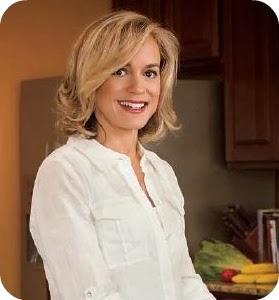 Jennifer Fisher, blogger at The Fit Fork