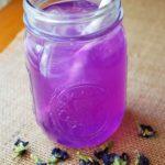 Organic Blue Chai Lemonade