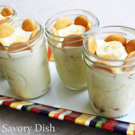 Banana pudding is delicious on its own, but adding Nilla wafers and sliced bananas for banana pudding parfaits makes one of the best no-bake dessert recipes around!