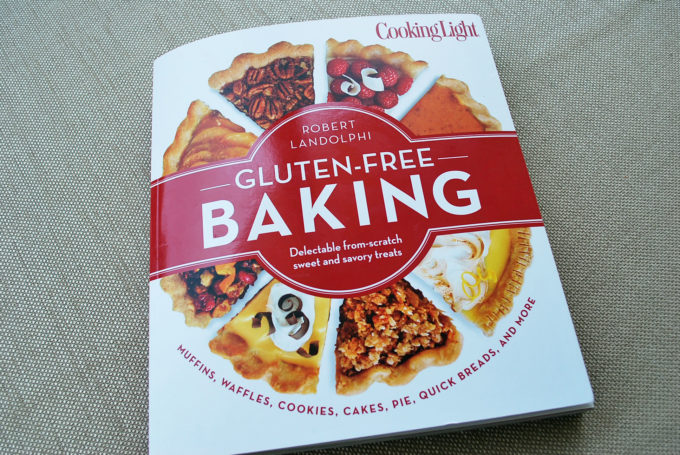 Gluten Free baking cookbook