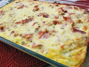 Loaded Potato Breakfast Casserole