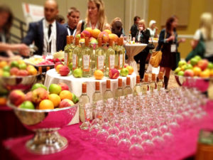 2014 food and wine conference - wine and cheese party
