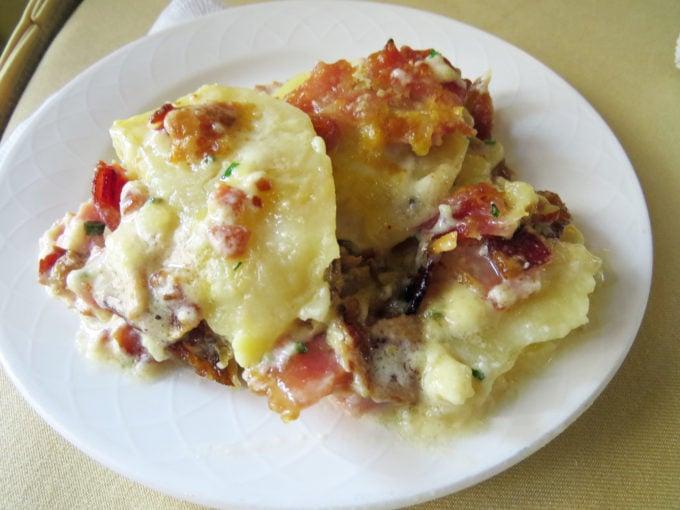 winning potato dish