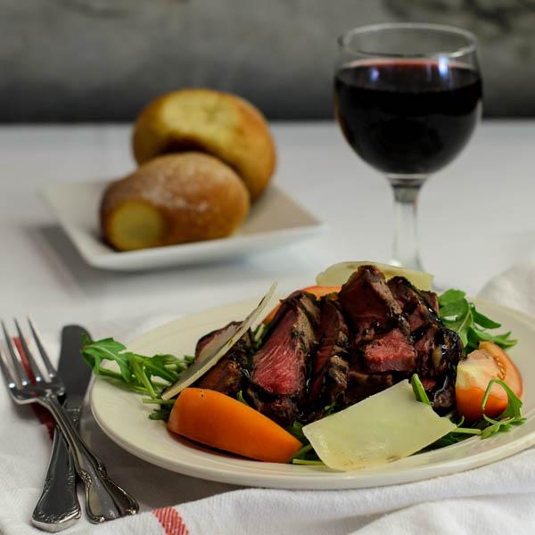 Steak Salad 600px