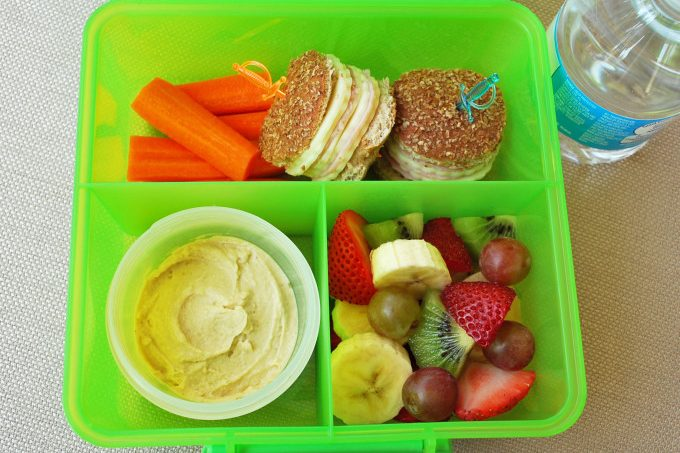 Clean Eating Lunches for Kids