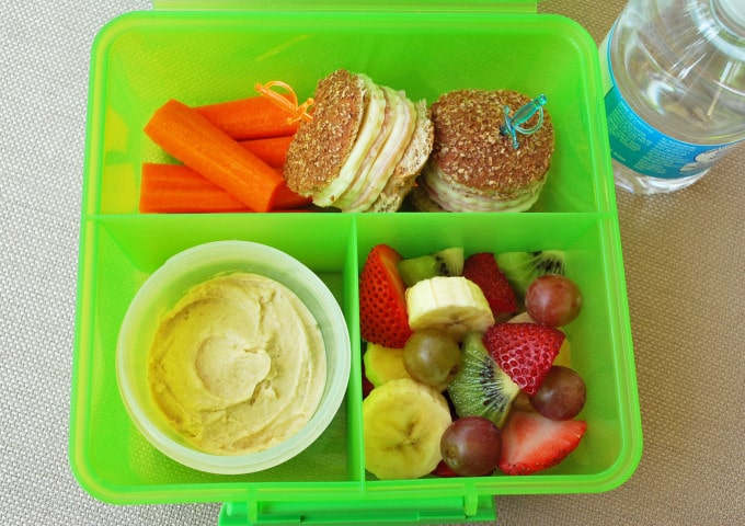 Clean Eating Kid Lunches