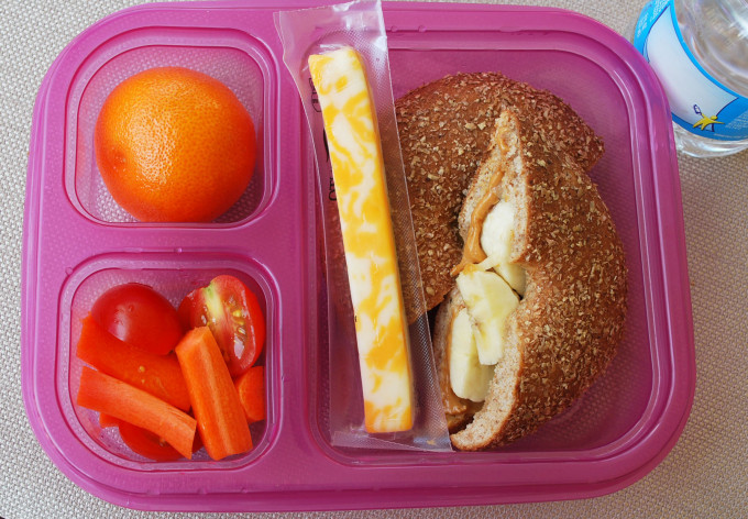 clean eating lunch idea
