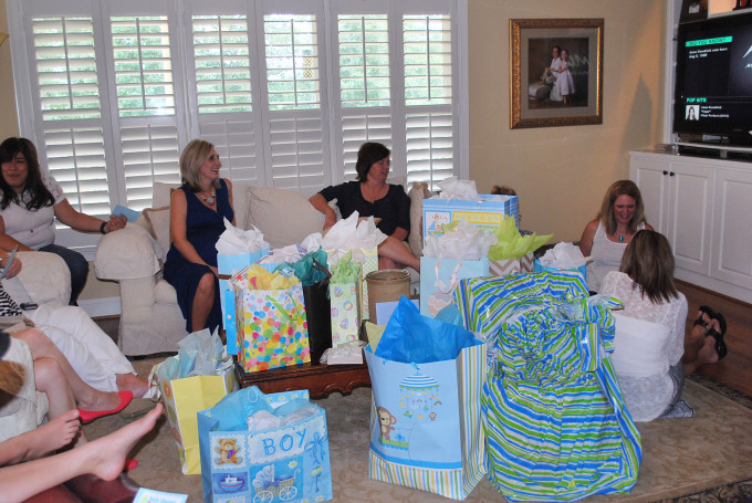 baby shower gift time