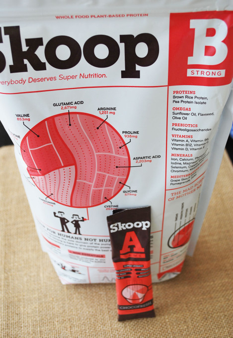 skoop protein powder