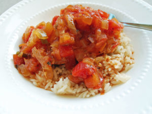 Slow Cooker mango salsa chicken recipe