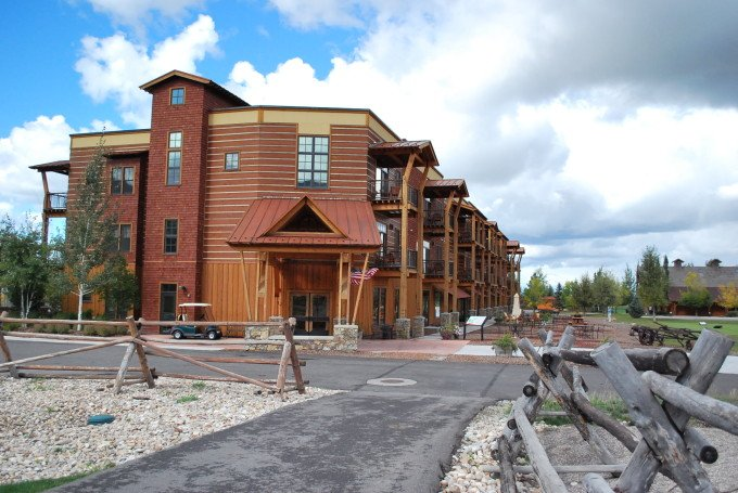 Teton Springs Lodge