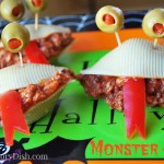 Monster Joe's...not-so-scary Sloppy Joes