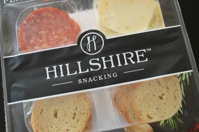 Protein OnThe-Go with Hillshire Farms Snacking