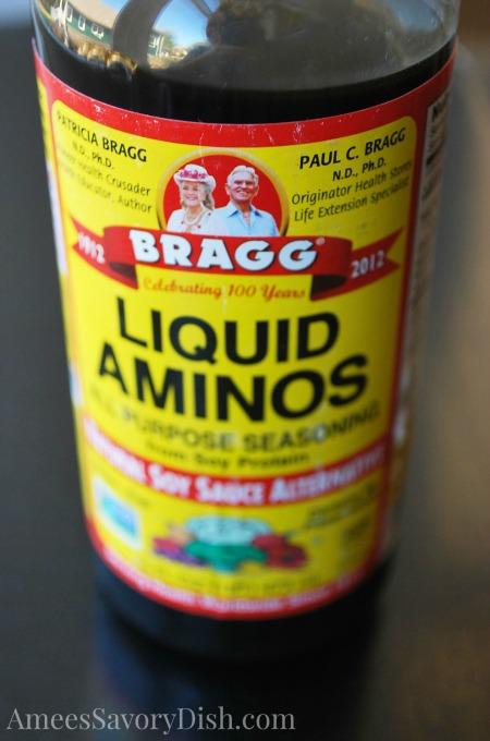 Braggs Aminos