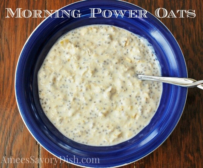 Morning Power Oats