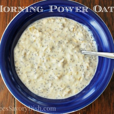 Healthy Morning Power Oats