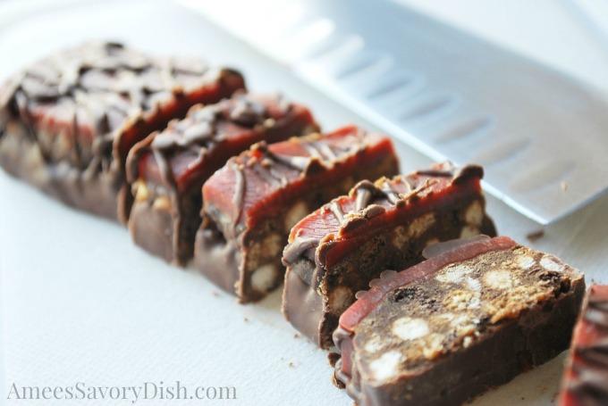 Supreme Chocolate Raspberry Protein Bar
