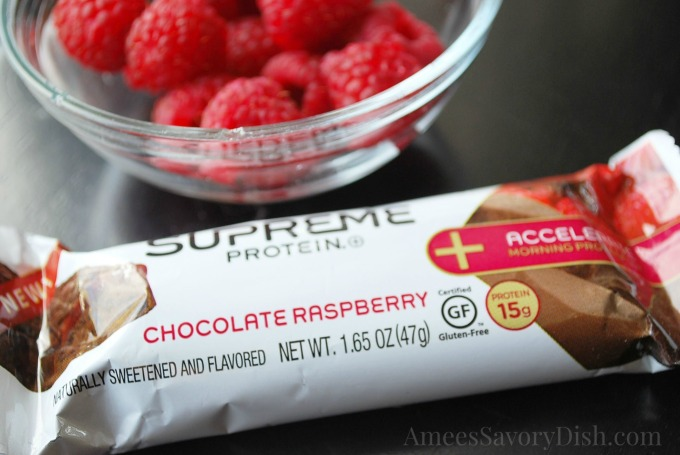 Supreme protein bar package