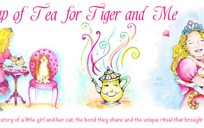 A Gift that Keeps on Giving: A Cup of Tea for Tiger and Me