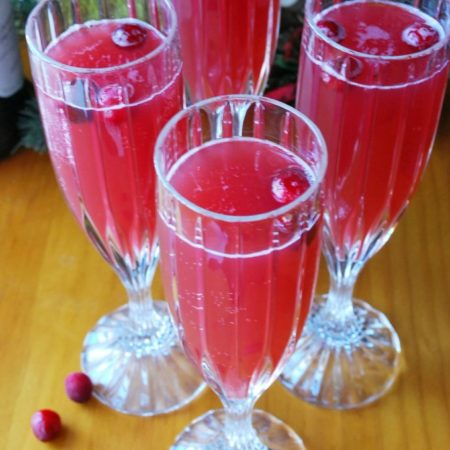 Berry Spritzer Prosecco CocktailsBerry Spritzer Prosecco Cocktails