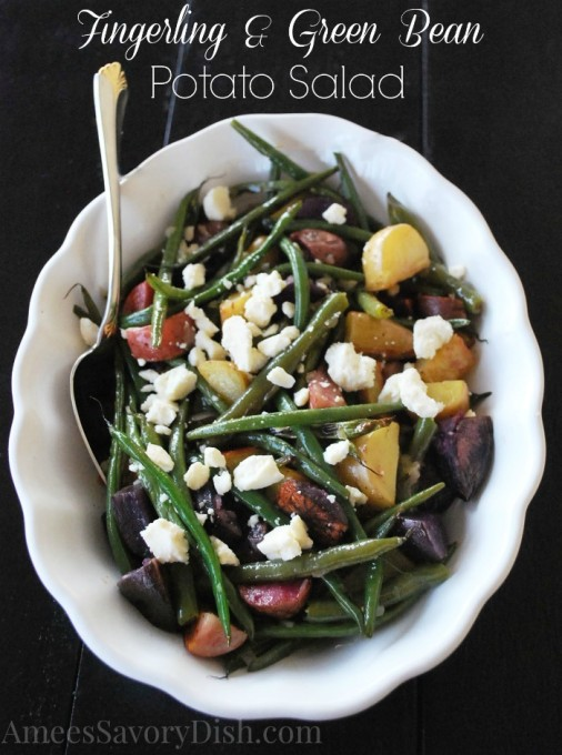 Fingerling and Green Bean Salad