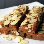 PB Choc Chip bars