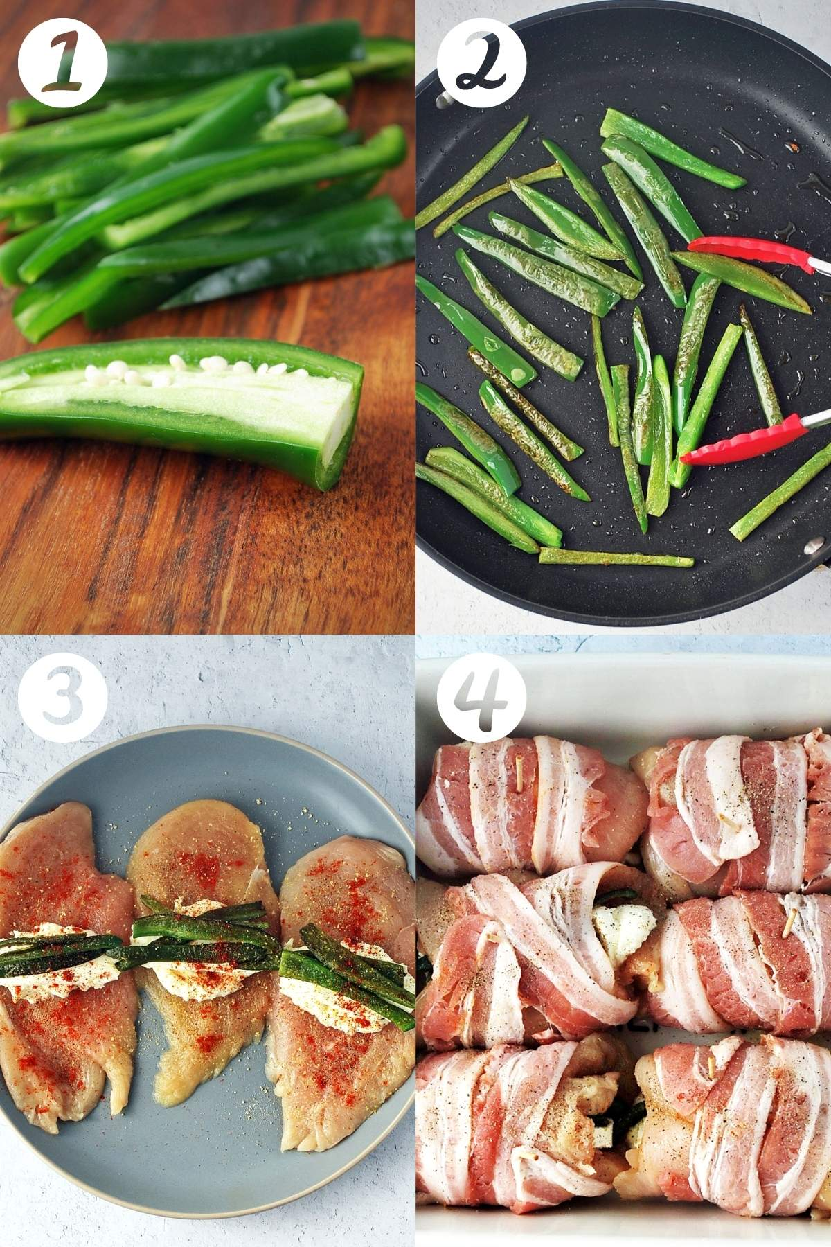 photo of steps for making this recipe outlined in this post