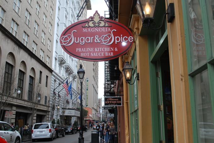 New Orleans Magnolia Sugar & Spice