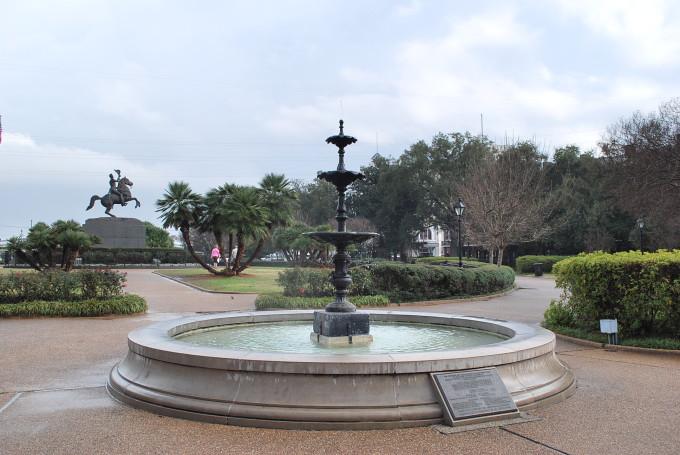 Jackson Square NOLA