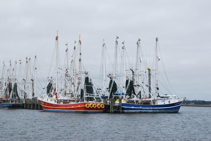 boats in NOLA