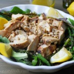 Grilled Chicken & Asparagus Salad