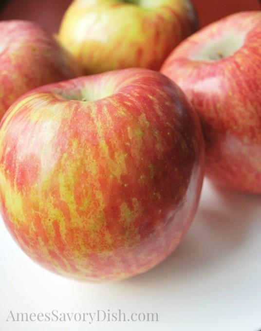Kiku apples for fool fries