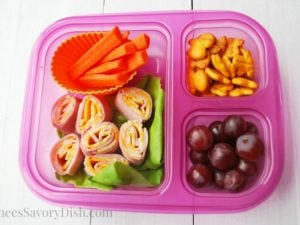 quick lunch and snack ideas