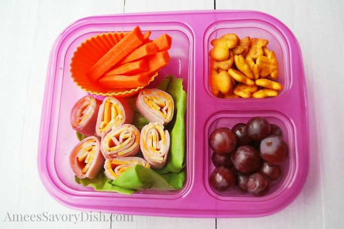 Quick Lunch & Snack Ideas with Horizon Organic